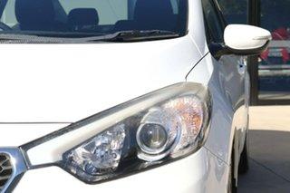 2013 Kia Cerato YD MY14 S White 6 Speed Sports Automatic Sedan