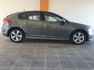 2012 Holden Cruze JH Series II MY12 SRi-V Grey 6 Speed Manual Hatchback
