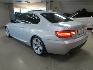 2012 BMW 3 Series E92 MY0312 330d Steptronic Silver 6 Speed Sports Automatic Coupe