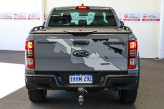 2018 Ford Ranger PX MkIII MY19 Raptor 2.0 (4x4) Grey 10 Speed Automatic Double Cab Pick Up