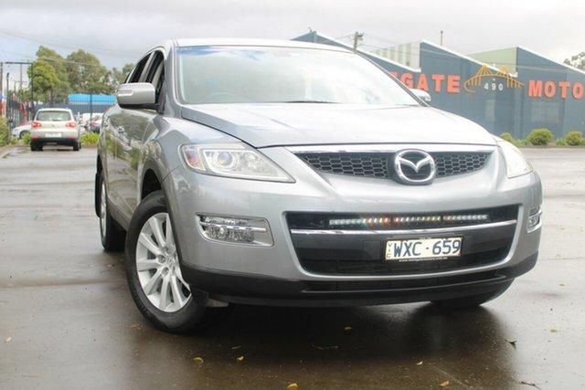 Used Mazda CX-9 Classic West Footscray, 2008 Mazda CX-9 Classic Grey 6 Speed Auto Activematic Wagon