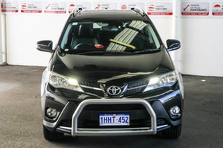 2014 Toyota RAV4 ASA44R MY14 Upgrade Cruiser (4x4) Ink 6 Speed Automatic Wagon.