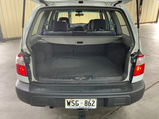 2000 Subaru Forester MY01 White 4 Speed Automatic Wagon