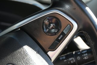 2019 Honda Civic 10th Gen MY19 VTi-S White 1 Speed Constant Variable Sedan