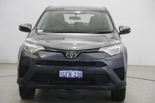 2017 Toyota RAV4 ASA44R GX AWD Graphite 6 Speed Sports Automatic Wagon.