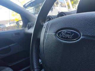 2004 Ford Fiesta WP LX White 4 Speed Automatic Hatchback