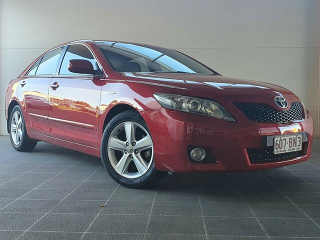 Used Toyota Camry ACV40R Touring Brendale, 2011 Toyota Camry ACV40R Touring Red 5 Speed Automatic Sedan