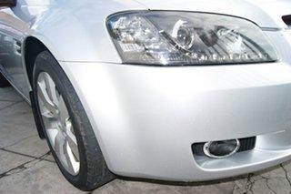 2009 Holden Commodore VE MY09.5 International Silver 4 Speed Automatic Sedan.
