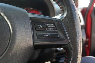 2014 Subaru WRX V1 MY15 Premium AWD Red 6 Speed Manual Sedan