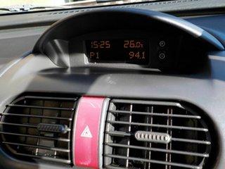 2002 Holden Barina XC White 4 Speed Automatic Hatchback