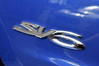 2015 Holden Commodore VF II MY16 SV6 Blue 6 Speed Sports Automatic Sedan