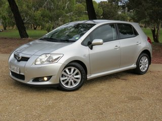 2008 Toyota Corolla ZRE152R Levin ZR Silver 4 Speed Automatic Hatchback