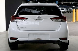 2017 Toyota Corolla ZRE182R MY15 Ascent Sport White 7 Speed CVT Auto Sequential Hatchback