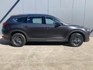 2021 Mazda CX-8 KG2WLA Sport SKYACTIV-Drive FWD Machine Grey 6 Speed Sports Automatic Wagon.