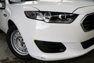 2015 Ford Falcon FG X (LPi) Winter White 6 Speed Automatic Utility.