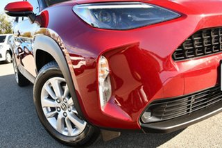 2020 Toyota Yaris Cross MXPB10R GX 2WD Red 10 Speed Constant Variable Wagon.