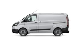 2021 Ford Transit Custom VN 2021.25MY 340S (Low Roof) Frozen White 6 Speed Automatic Van.