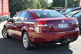 2010 Holden Commodore VE MY10 Omega Red 6 Speed Sports Automatic Sedan.