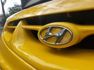 2000 Hyundai Accent LC GL Yellow 5 Speed Manual Hatchback