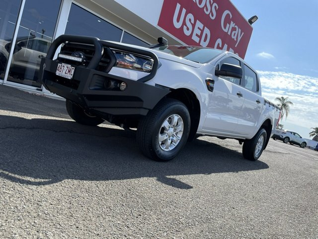 Used Ford Ranger PX MkIII 2020.25MY XL Bundaberg, 2019 Ford Ranger PX MkIII 2020.25MY XL White 6 Speed Sports Automatic Double Cab Pick Up