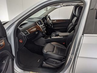 2013 Mercedes-Benz M-Class W166 ML350 BlueEFFICIENCY 7G-Tronic + Silver 7 Speed Sports Automatic