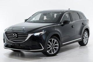 2016 Mazda CX-9 TC GT SKYACTIV-Drive Black 6 Speed Sports Automatic Wagon.