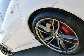 2015 Holden Special Vehicles ClubSport Gen-F MY15 White 6 Speed Sports Automatic Sedan