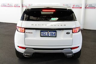 2013 Land Rover Evoque LV MY13 SD4 Dynamic 6 Speed Automatic Wagon