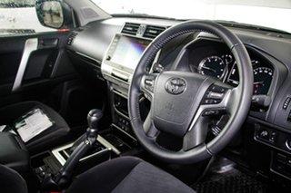 2020 Toyota Landcruiser Prado GDJ150R GXL Silver Pearl 6 Speed Manual Wagon