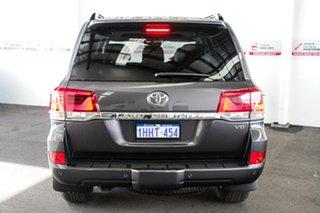 2021 Toyota Landcruiser VDJ200R VX Graphite 6 Speed Sports Automatic Wagon
