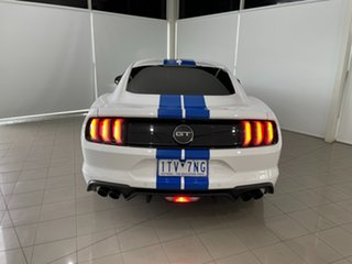 2018 Ford Mustang FN 2018MY GT Fastback SelectShift White 10 Speed Sports Automatic Fastback