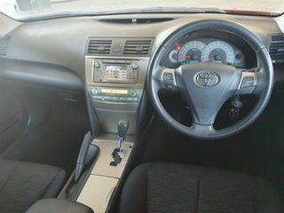 2011 Toyota Camry ACV40R Touring Red 5 Speed Automatic Sedan.