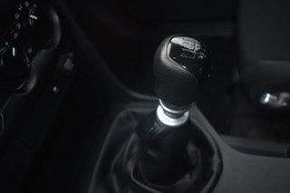 2017 Mazda BT-50 UR0YG1 XT 4x2 Hi-Rider Billet Silver 6 Speed Manual Utility