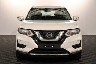 2019 Nissan X-Trail T32 Series II TS X-tronic 4WD White 7 speed Automatic Wagon