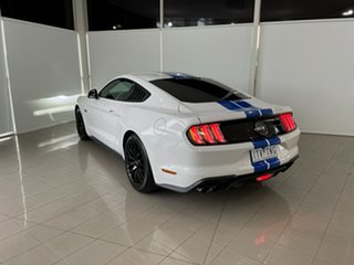2018 Ford Mustang FN 2018MY GT Fastback SelectShift White 10 Speed Sports Automatic Fastback.