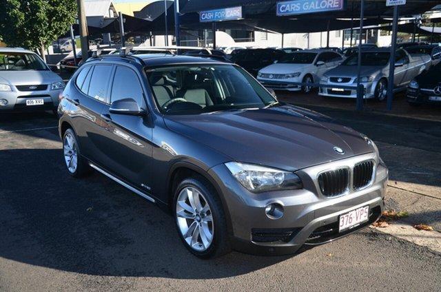 Used BMW X1 E84 MY13 sDrive 20i Sportline Toowoomba, 2013 BMW X1 E84 MY13 sDrive 20i Sportline Grey 8 Speed Automatic Wagon