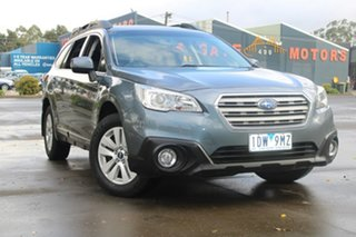 2014 Subaru Outback MY15 2.0D AWD Continuous Variable Wagon.