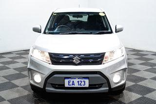 2015 Suzuki Vitara LY RT-S 2WD Silver 5 Speed Manual Wagon.