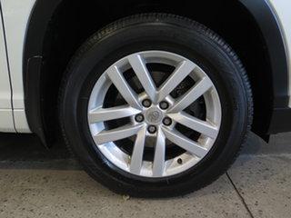 2015 Toyota Kluger GSU55R GX (4x4) White 6 Speed Automatic Wagon