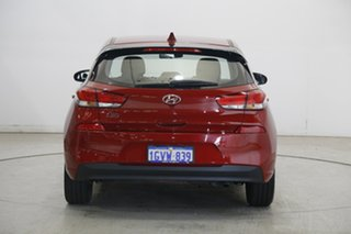 2019 Hyundai i30 PD2 MY19 Active Firey Red 6 Speed Sports Automatic Hatchback