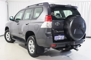 2011 Toyota Landcruiser Prado KDJ150R GXL Grey 5 Speed Sports Automatic Wagon.