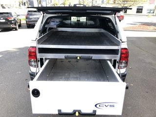 2016 Toyota Hilux GUN125R Workmate Double Cab Glacier White 6 Speed Sports Automatic Utility