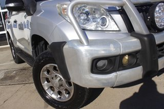 2011 Toyota Landcruiser Prado KDJ150R GX Silver 6 Speed Manual Wagon.