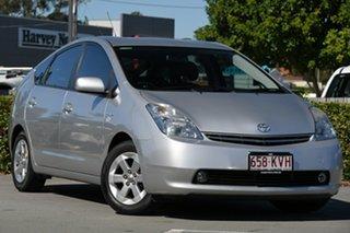 2008 Toyota Prius NHW20R Silver 1 Speed Constant Variable Liftback Hybrid.