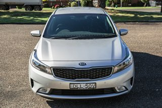 2016 Kia Cerato YD MY17 S Premium Silky Silver 6 Speed Sports Automatic Hatchback.