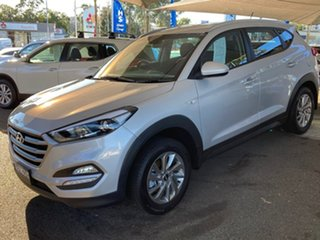 2017 Hyundai Tucson TL2 MY18 Active 2WD Silver 6 Speed Sports Automatic Wagon.