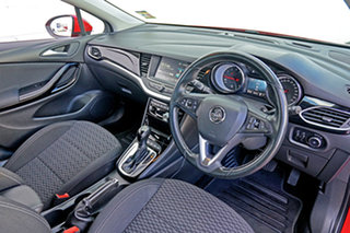 2017 Holden Astra BK MY17 RS Red 6 Speed Sports Automatic Hatchback