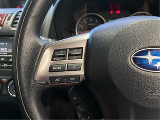 2014 Subaru Forester S4 2.5I Silver Constant Variable Wagon