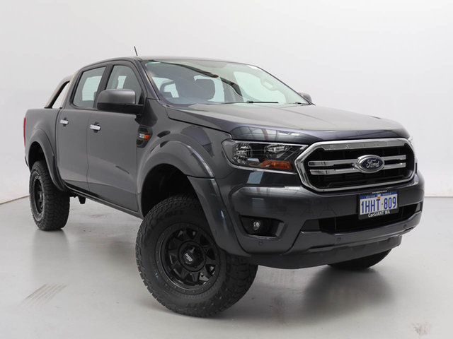 Used Ford Ranger PX MkIII MY19.75 XLS 3.2 (4x4), 2019 Ford Ranger PX MkIII MY19.75 XLS 3.2 (4x4) Grey 6 Speed Automatic Double Cab Pick Up