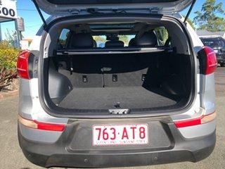 2012 Kia Sportage SL MY12 Platinum Silver 6 Speed Sports Automatic Wagon
